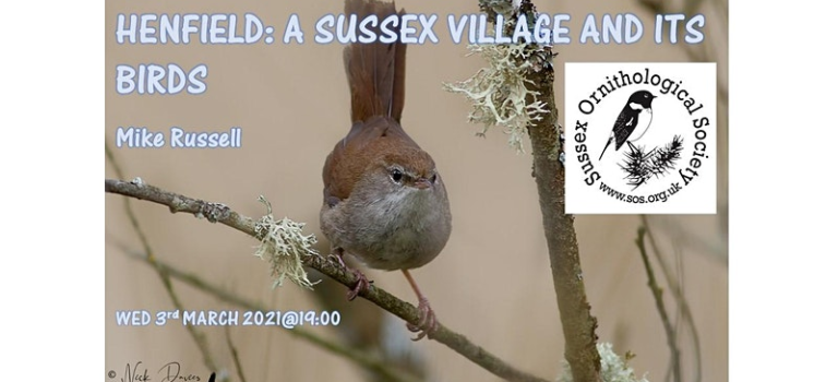 Henfield. A Sussex village and its birds.